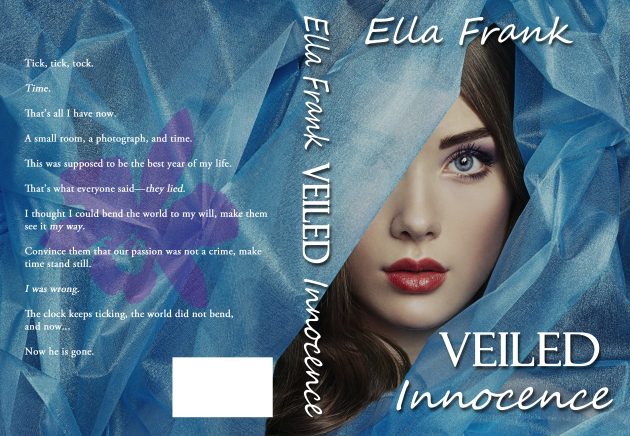 Veiled Innocence της Ella Frank – Τι θέλω να διαβάσω στα Ελληνικά!