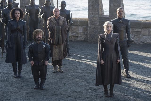 Ρίξτε μια ματιά στις αποκλειστικές φωτογραφίες από την Season 7 του Game of Thrones!