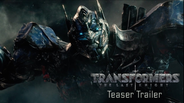 Transformers: The Last Knight Official Trailer 1