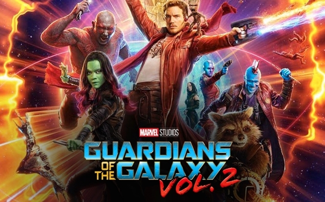 Review: Guardians of the Galaxy Vol2