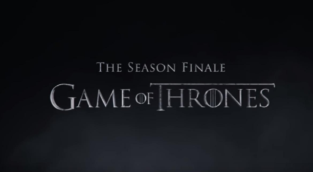Game of Thrones: Season 7 Finale Preview