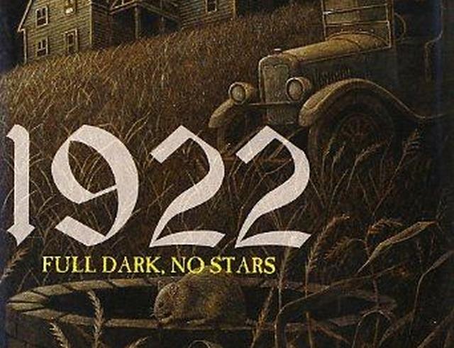 Το  «1922» του Στίβεν Κινγκ γίνεται ταινία στο Netflix!