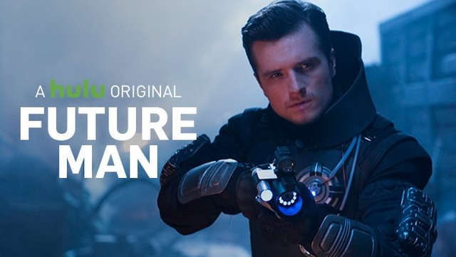 Νέα σειρά με τον Josh Hutcherson «FUTURE MAN»