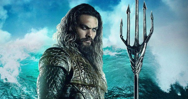 Aquaman from Justice League movie