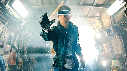 Ready Player One VR goggles