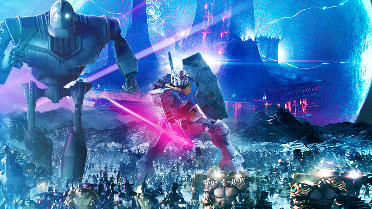 Ready Player one epic battle